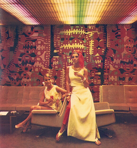 Lounge liner 1960s