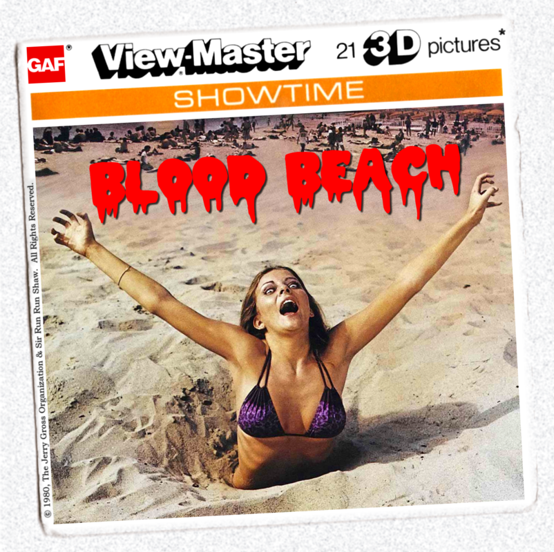 View-Master Blood Bath