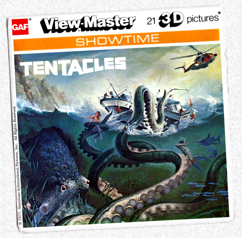 View-Master Fritz Tentacles
