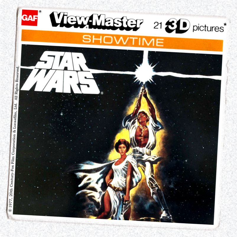 View-Master Star Wars