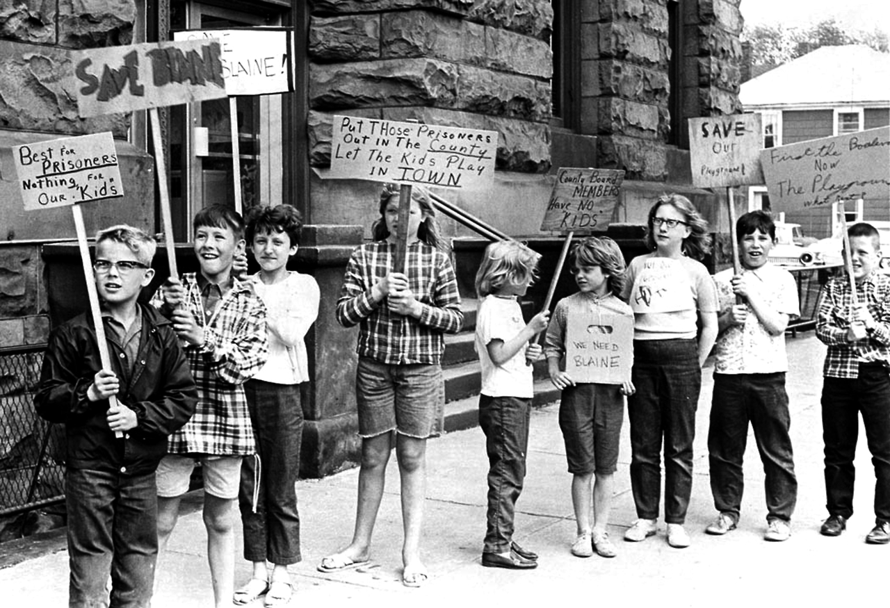 save our playground 1967