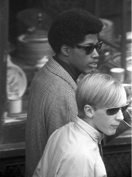 streetlife in 1968