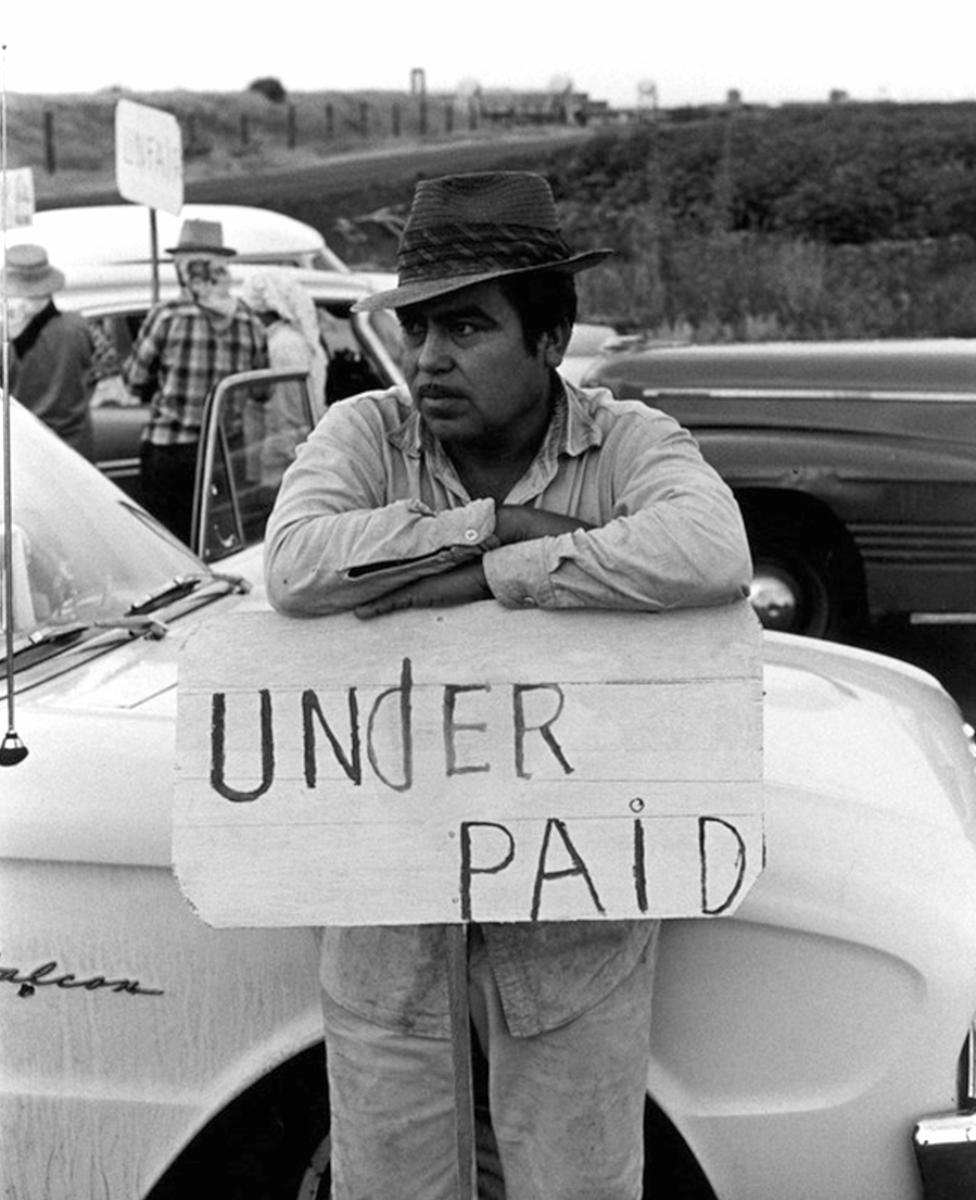 under paid
