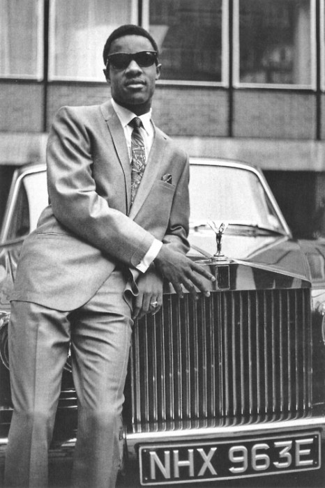 Stevie Wonder Outside EMI records