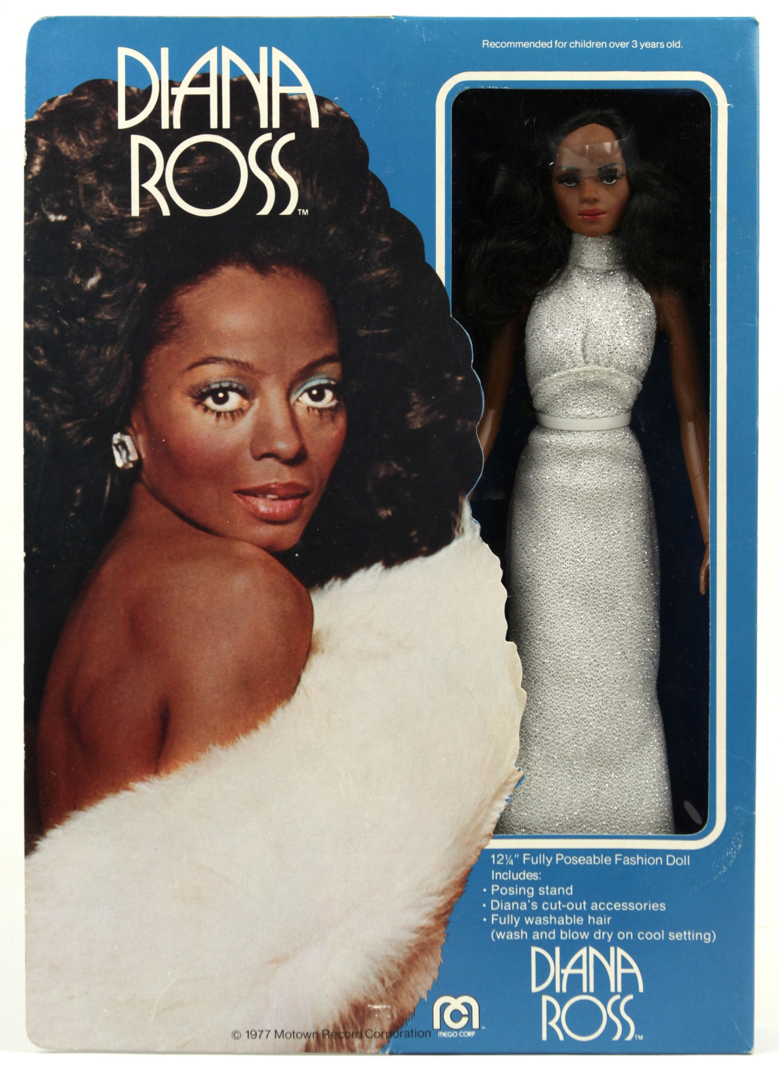 Diana Ross seventies Doll