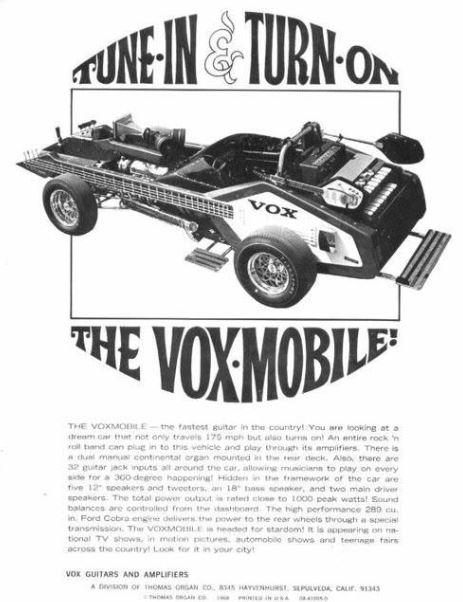 Voxmobile ad