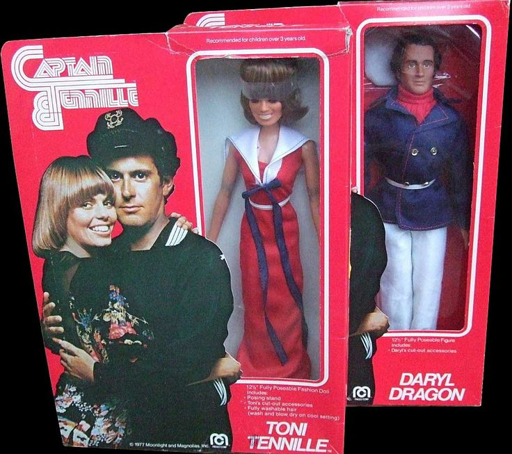 captain and tenille