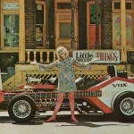 Voxmobile – Bizarre Guitar Car