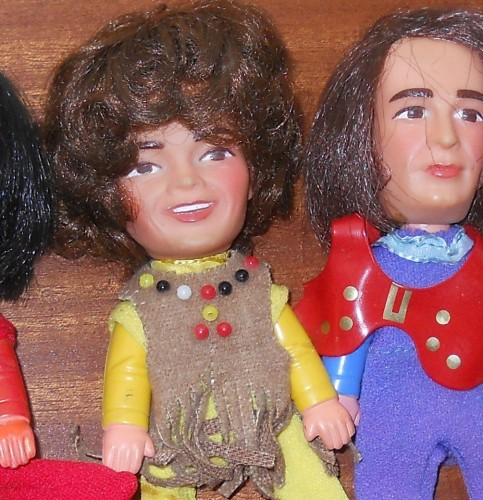 monkees dolls