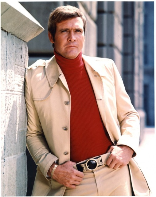 Six Million Dollar Man Safari Suit 003
