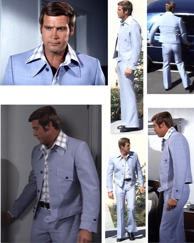Six Million Dollar Man Safari Suit 004