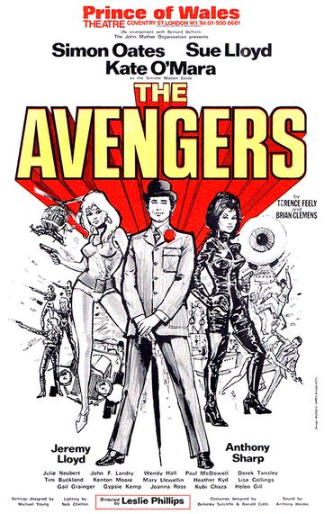 The Avengers Play