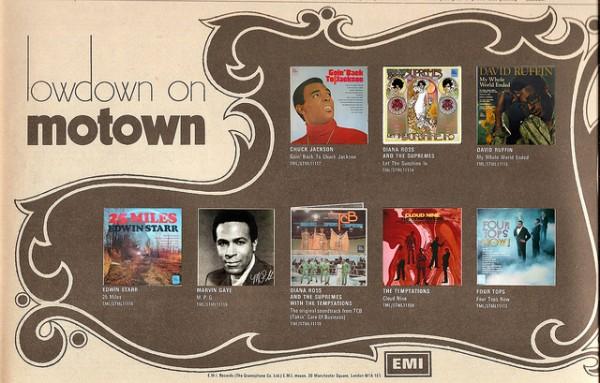 Motown Advert