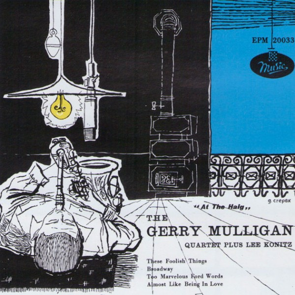 Gerry Mulligan album