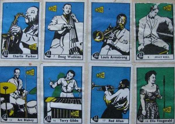 Jazz Matches
