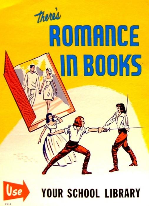 1960s Romance Book