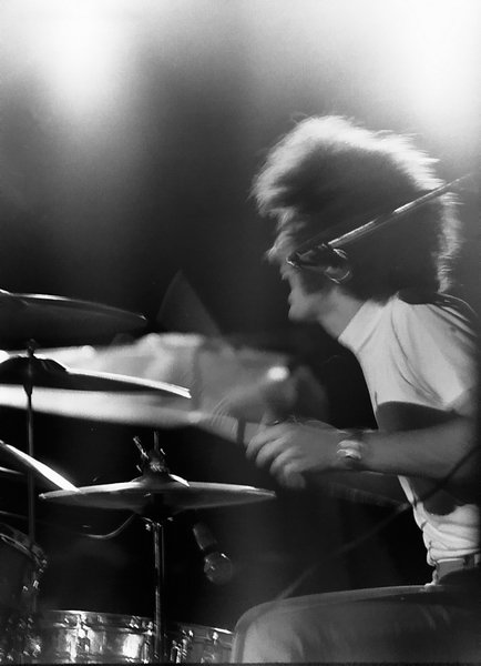 Grand Funk Railroad Drummer