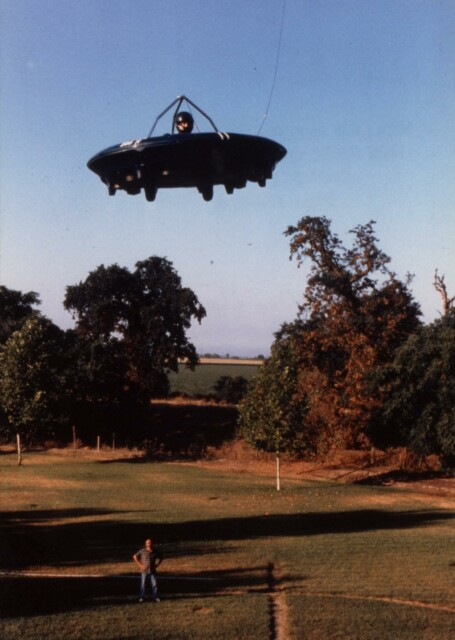 Moller flying car