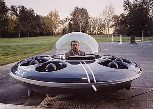 Moller in Skycar