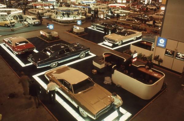 1970 London Motor Show