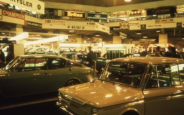 1972 Motor Show