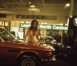 1974 Car Show London