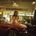 Seventies London Motor Shows