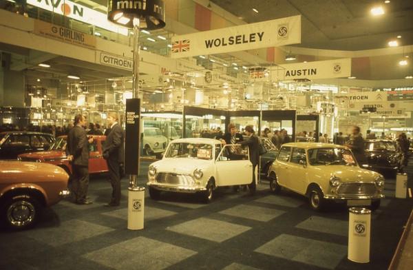1974 London Car Show