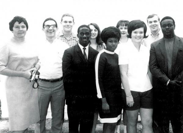 college 1960s
