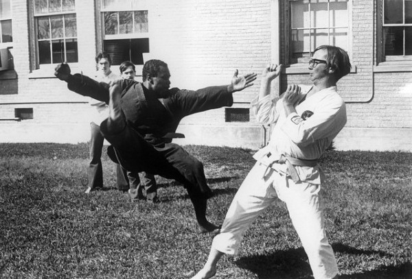Karate Club - College 1960s