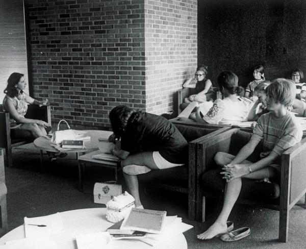 College 1970s