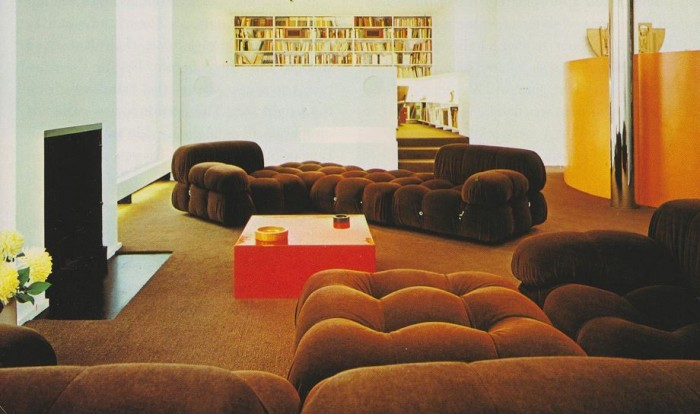 Houses architects live in 1970s interior design voices for Architecture 1970