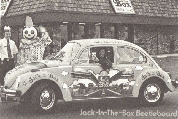 Beetleboard Jack-in-the-box