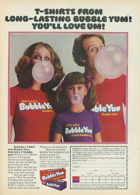Bubblegum T Shirt