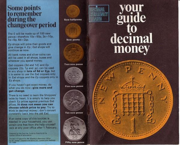 Decimal Money