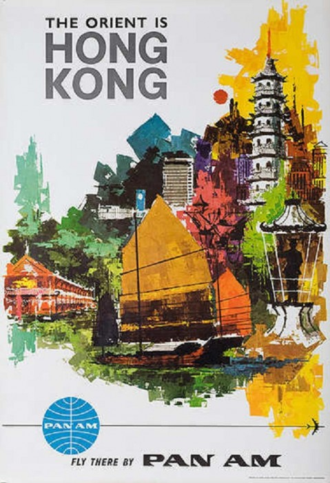 Hong Kong Pan Am