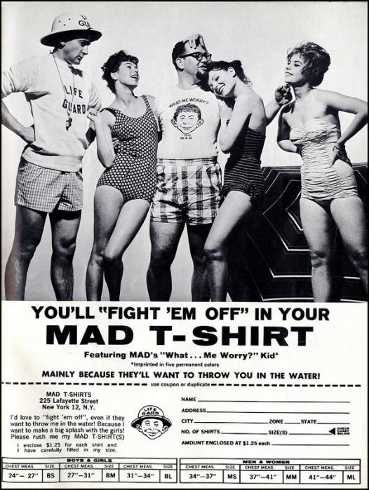 MAD T Shirt