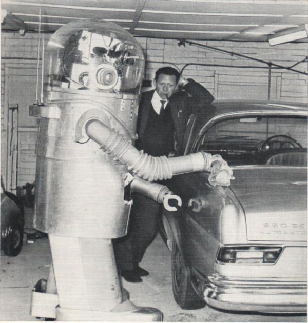 Tinker The Robot 1966