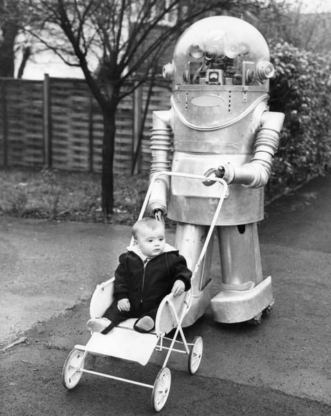 Tinker The Robot sixties