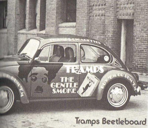 Tramps Beetleboard