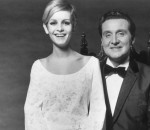 Twiggy and Steed
