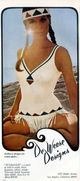 1969 vest advert