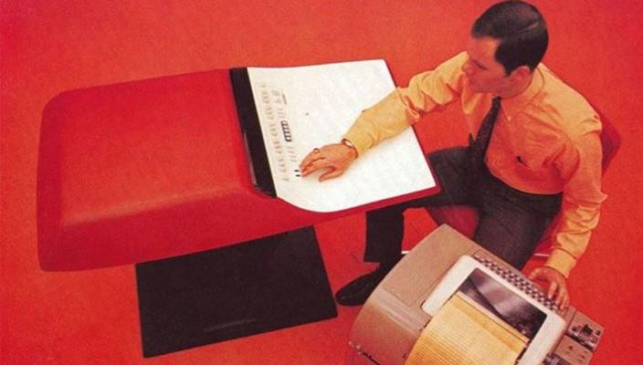 Honeywell Kitchen Computer 1969