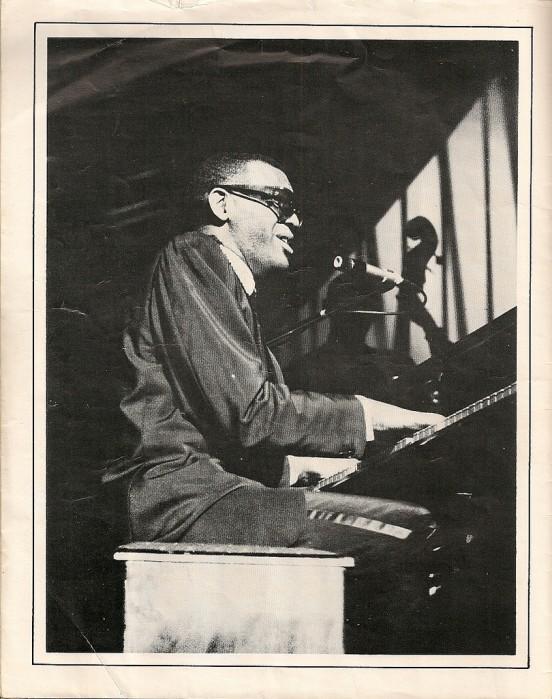 Ray Charles 1963