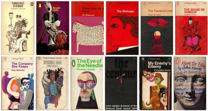 Twenty Alan Aldridge Book Covers