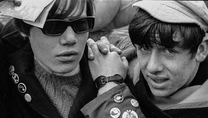 Ban The Bomb 1967