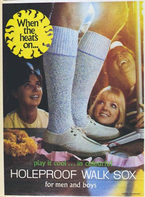 Australian women's Weekly 1970s ad
