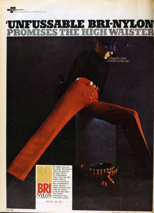 Bri-Nylon 1970s ad