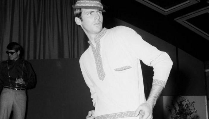 1960s fashion show