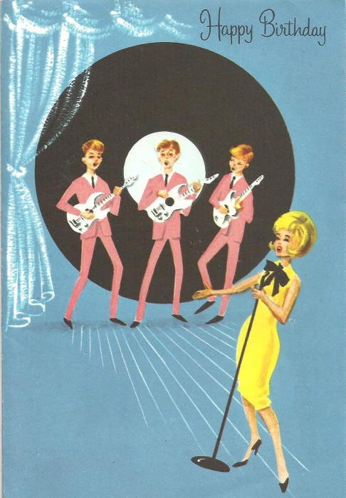 Groovy Greeting Cards From The Swinging Sixties